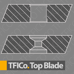 shear blade, difference, tfico
