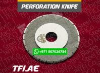 Perforation , Industriemesser, Maschinenmessern, Tafelscherenmesser,Machine Knives , steel, blades, uae , paper