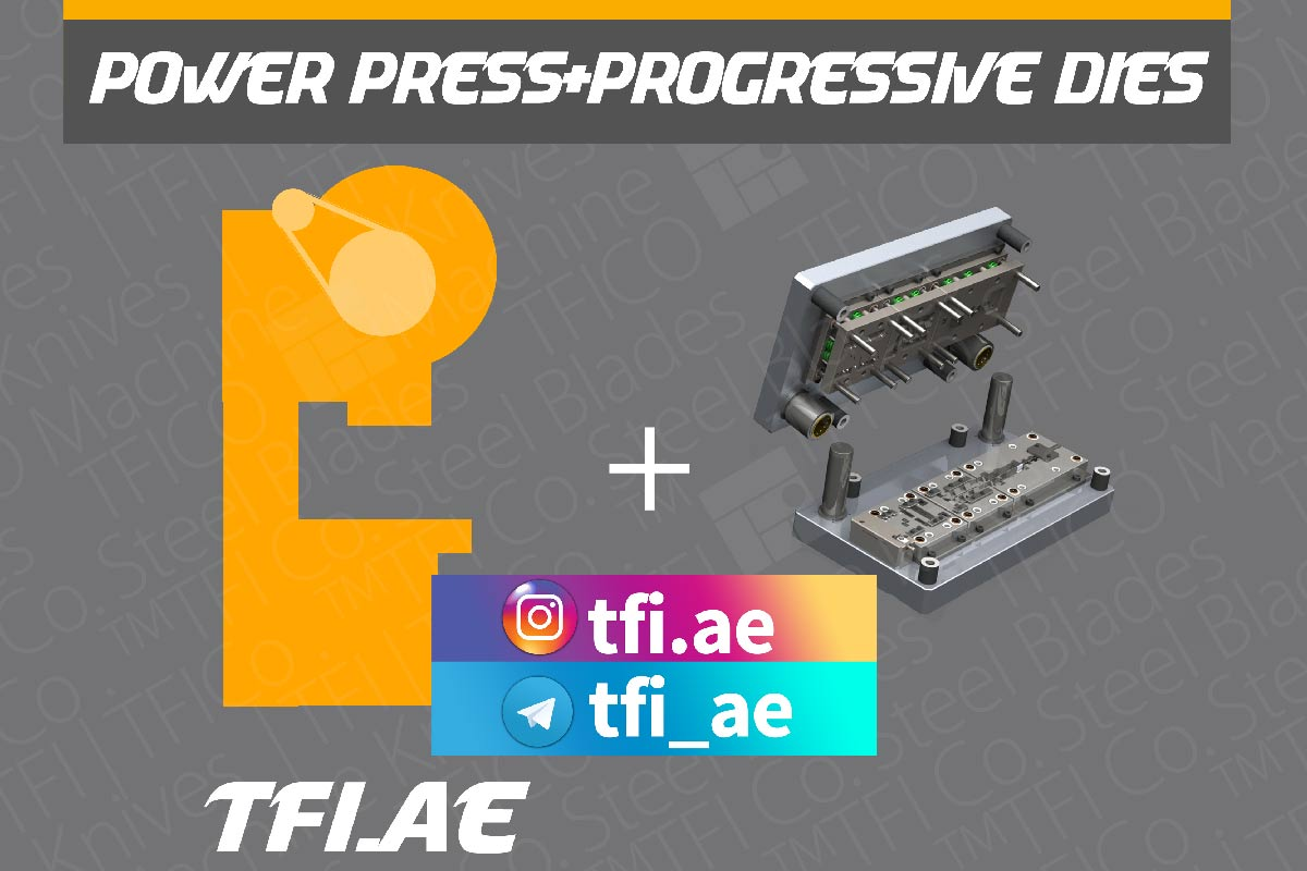 power- press machine, uae, saudi, progressive die, tfico