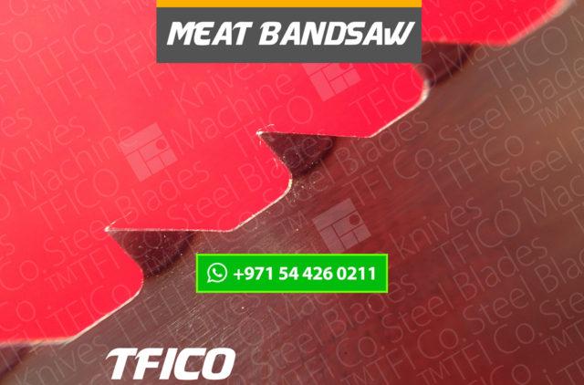 meat, bandsaw blade, loshan, damash, band, saw, buchery, uae,tfico, cutting, beef, dubai, abu dhabi, qatar, oman, bahrain, japan, california, iran, america, canada, toronto,