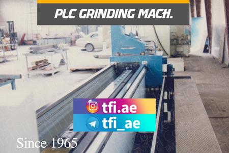 PLC, grinding, machine,vertical, tf, uae, iran, ghasem dastouri, tfi, tfico, machine ,knives, steel, blades