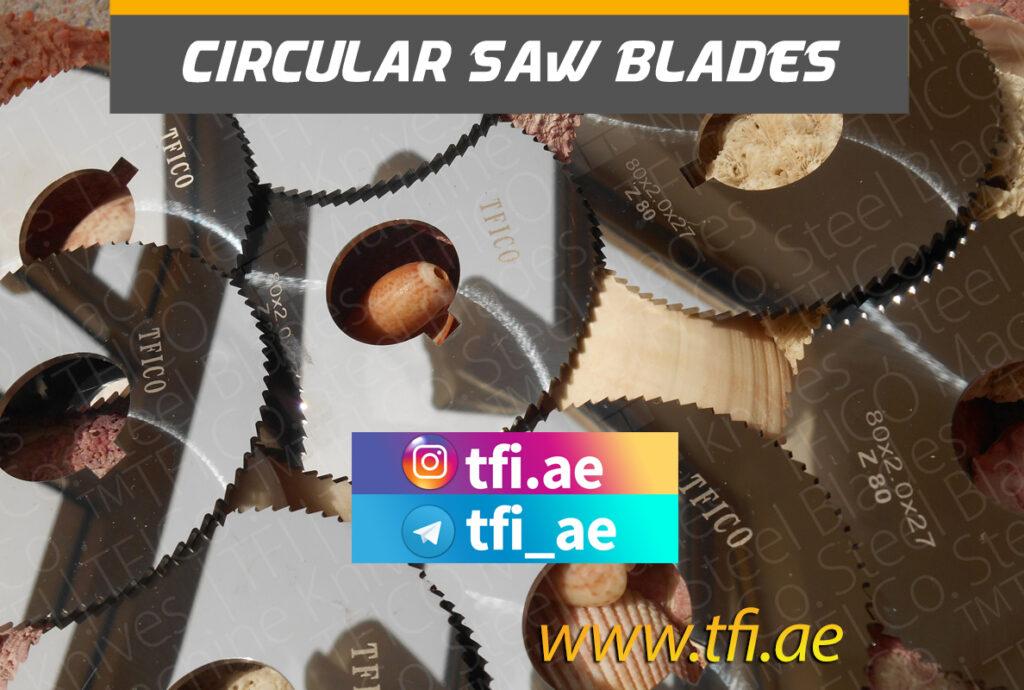 TC Full body tungsten carbide, saw blade, knife, industrial, tfico, uae, dubai, qatar, oman, saudi,