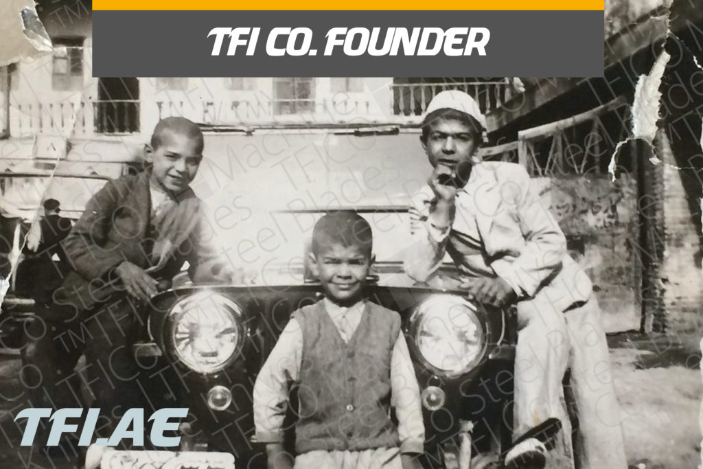 tfico, founder, steel blades, manufacturer , father of blades manufacturing